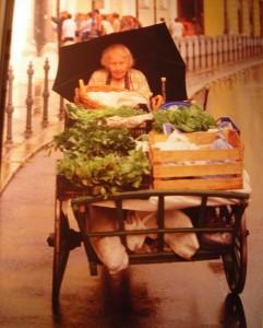 Na poti na tržnico
