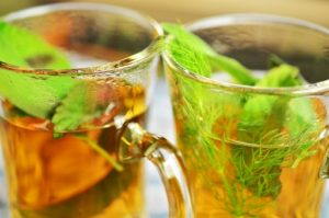 čaj zeliščni