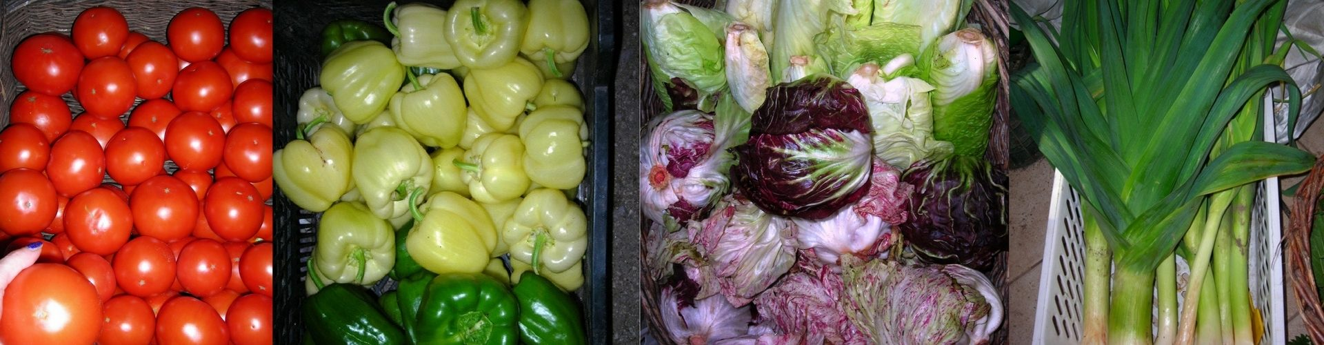 domača zelenjava